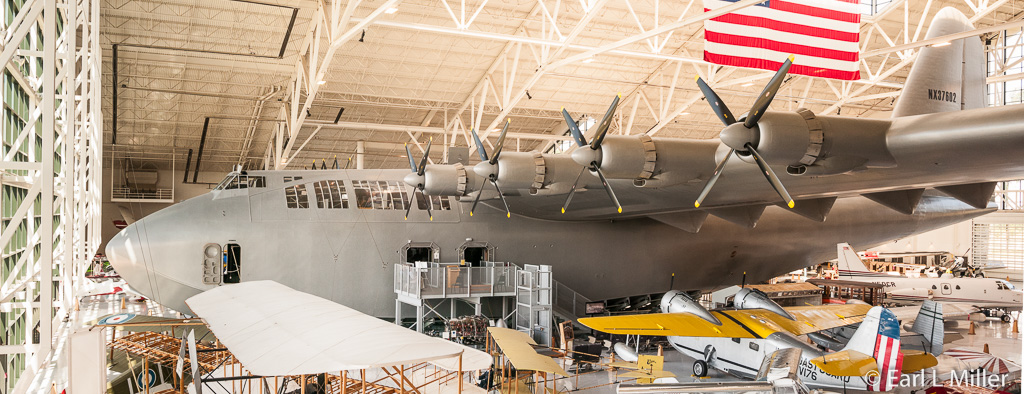 June 26 Evergreen Air and Space Museum - Nan Miller Times